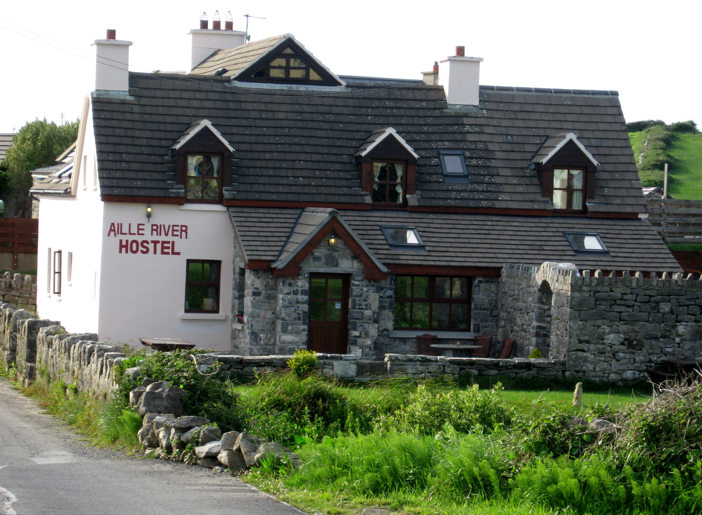 ostello Aille River a Doolin, contea Clare, Irlanda