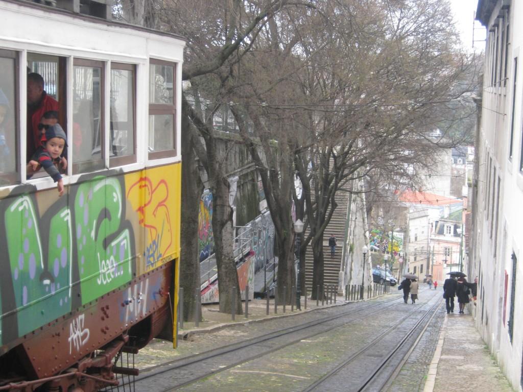 Lisbona, Elevador da Bica