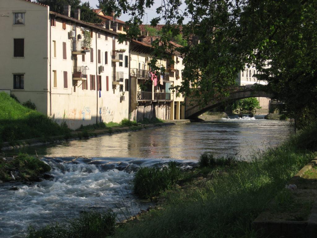 Padova, riviere