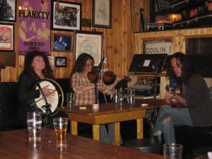 Musica tradizionale a Doolin, Irlanda