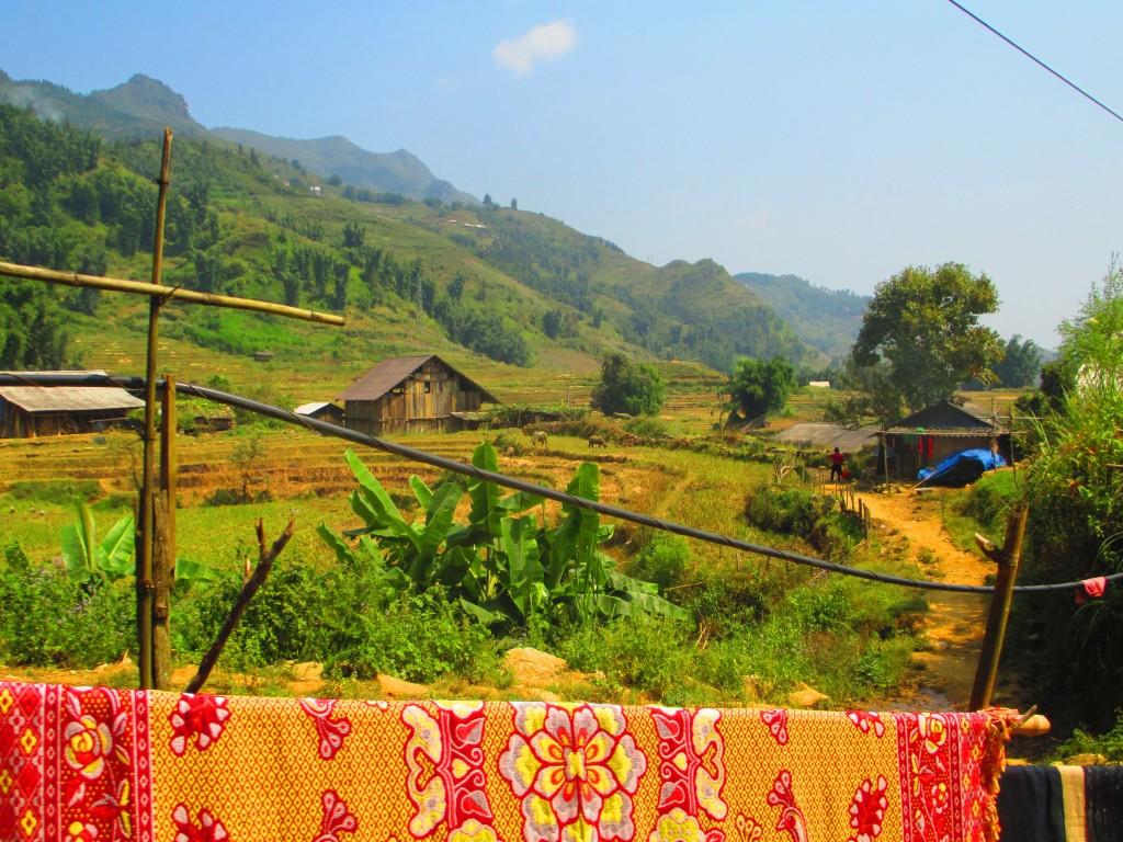 villaggio di Cat Cat, Sapa