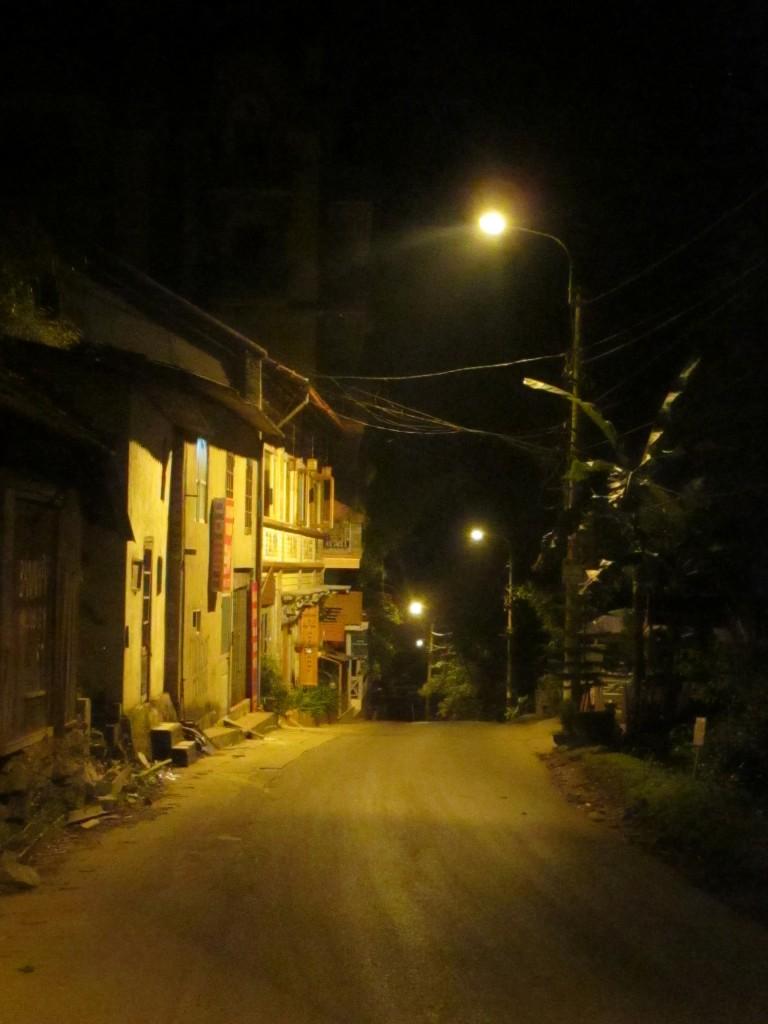 strada a Sapa
