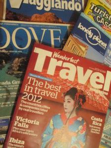 Idea regalo per chi ama viaggiare: abbonamento a una rivista