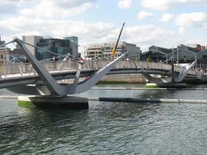 ponte Sean O'Casey, Dublino