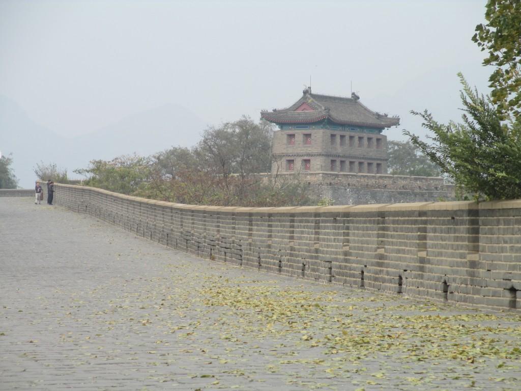 Shanhaiguan, autunno sulla grande muraglia