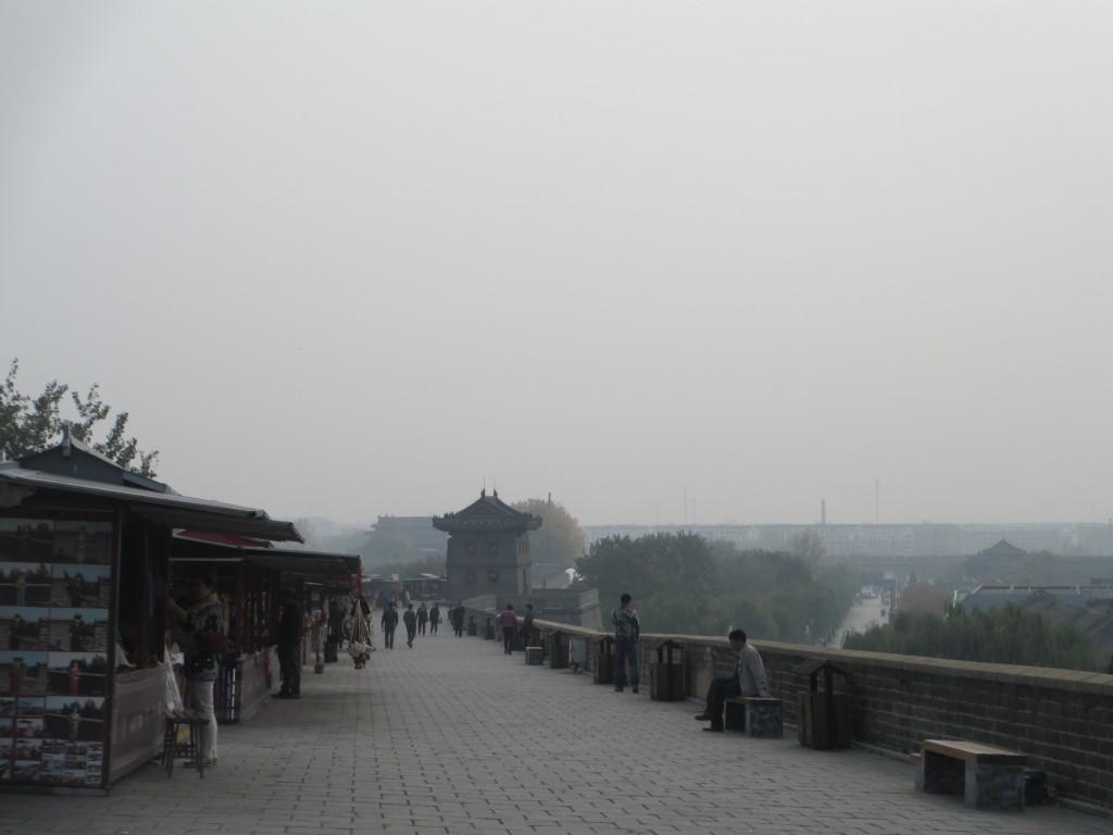 Grande muraglia a Shanhai Pass, provincia di Hebei, Cina