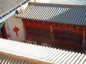 Jiayuguan nella regione de Gansu, Cina