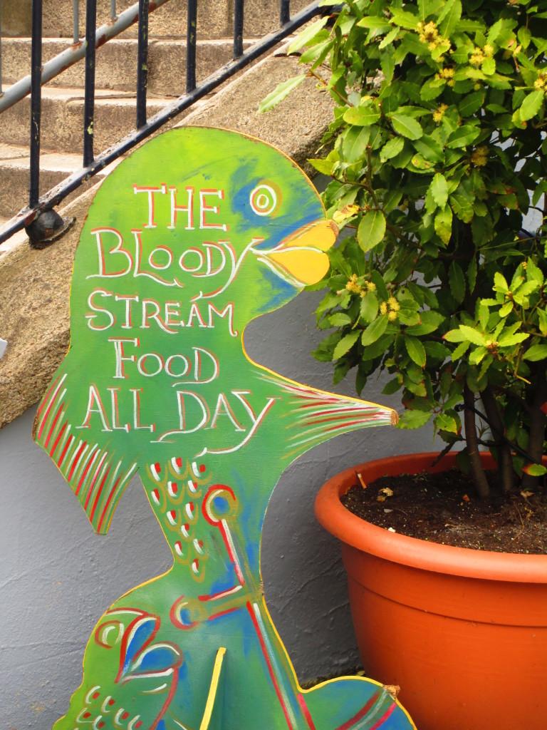 Bloody Stream, pub a Howth, Dublino