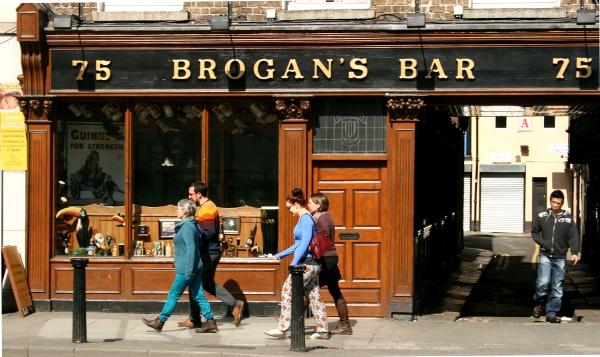 Brogans Pub, Dublino