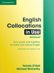 English Collocations in Use - un libro per migliorare il tuo inglese