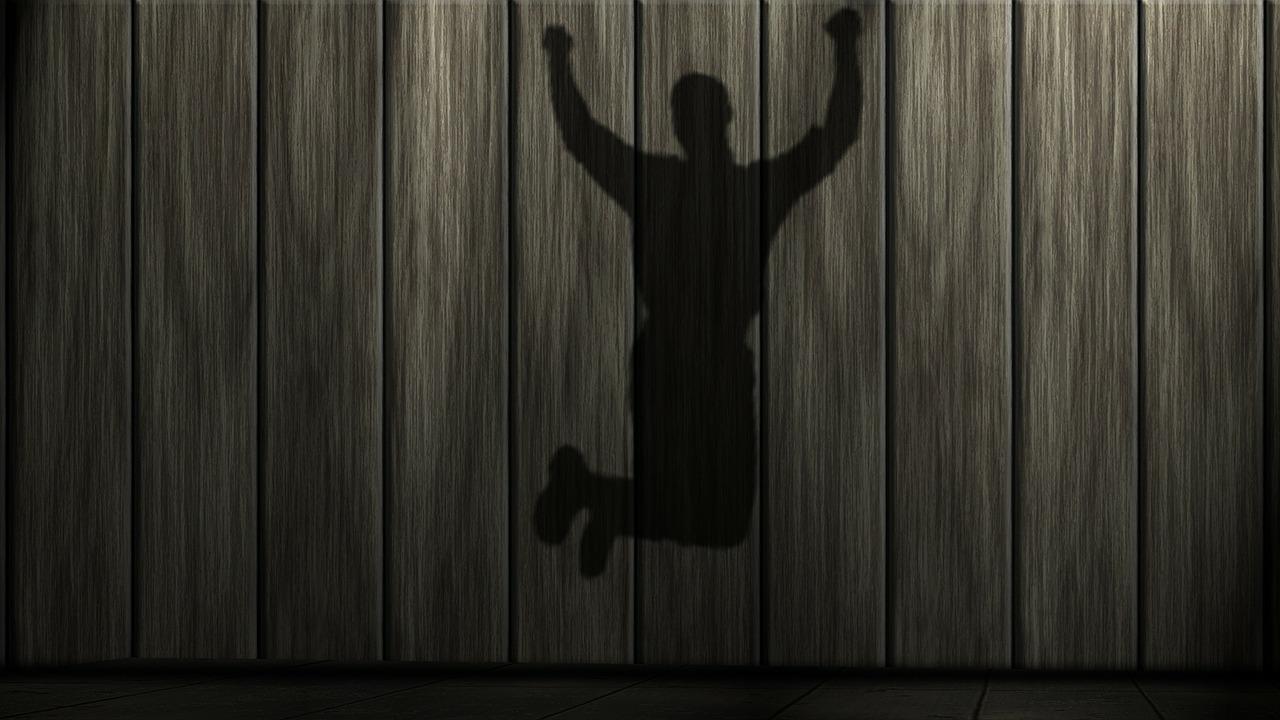 salto di gioia