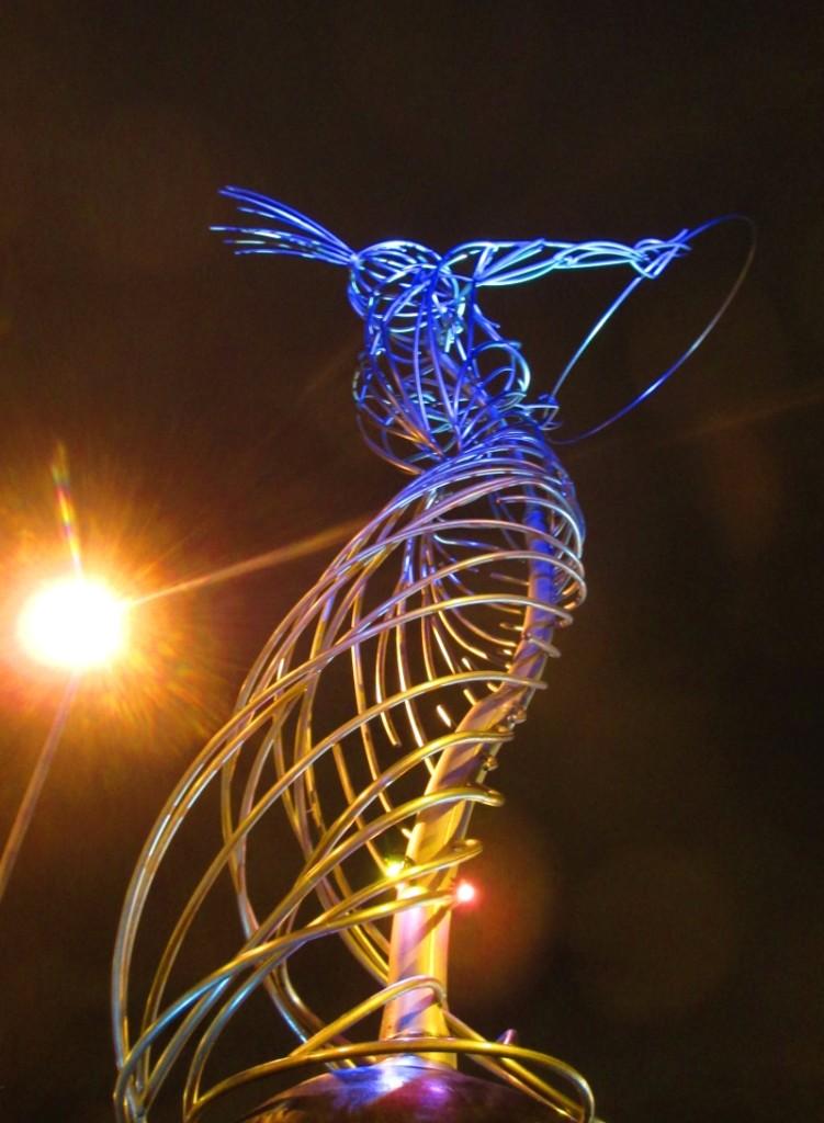 statua a Belfast, Irlanda del Nord