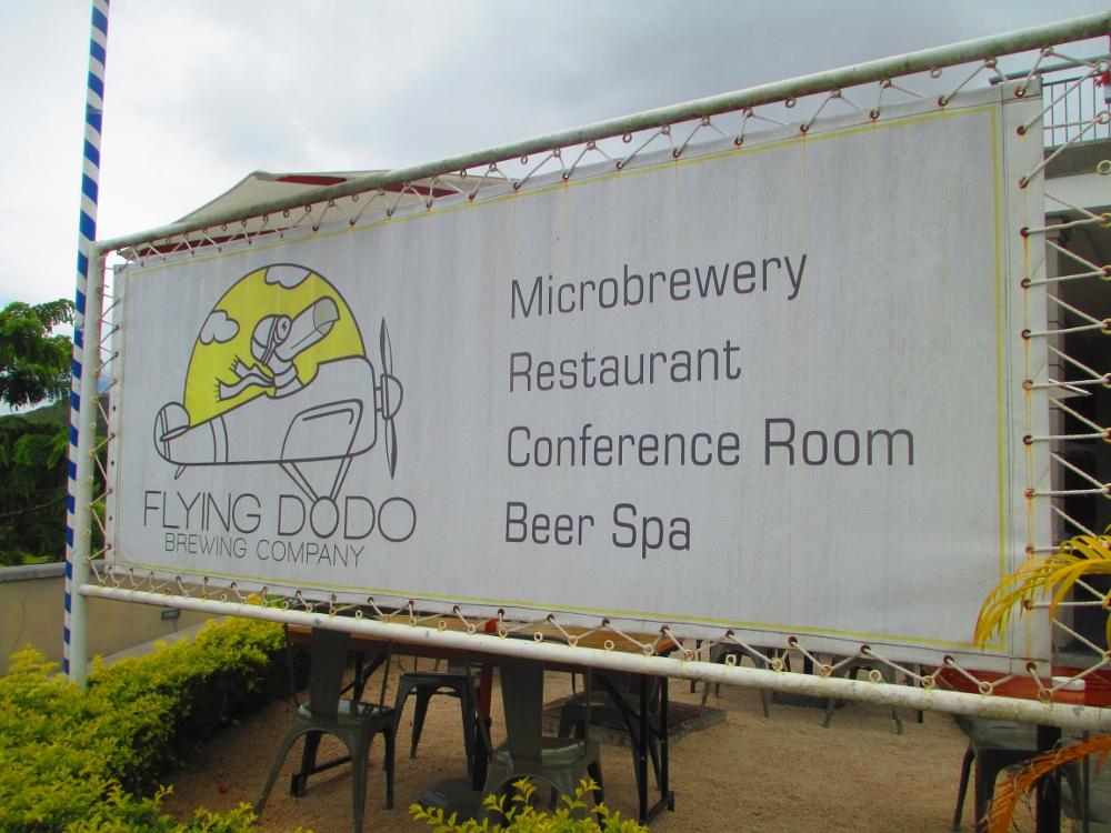Flying Dodo microbirrificio a Mauritius