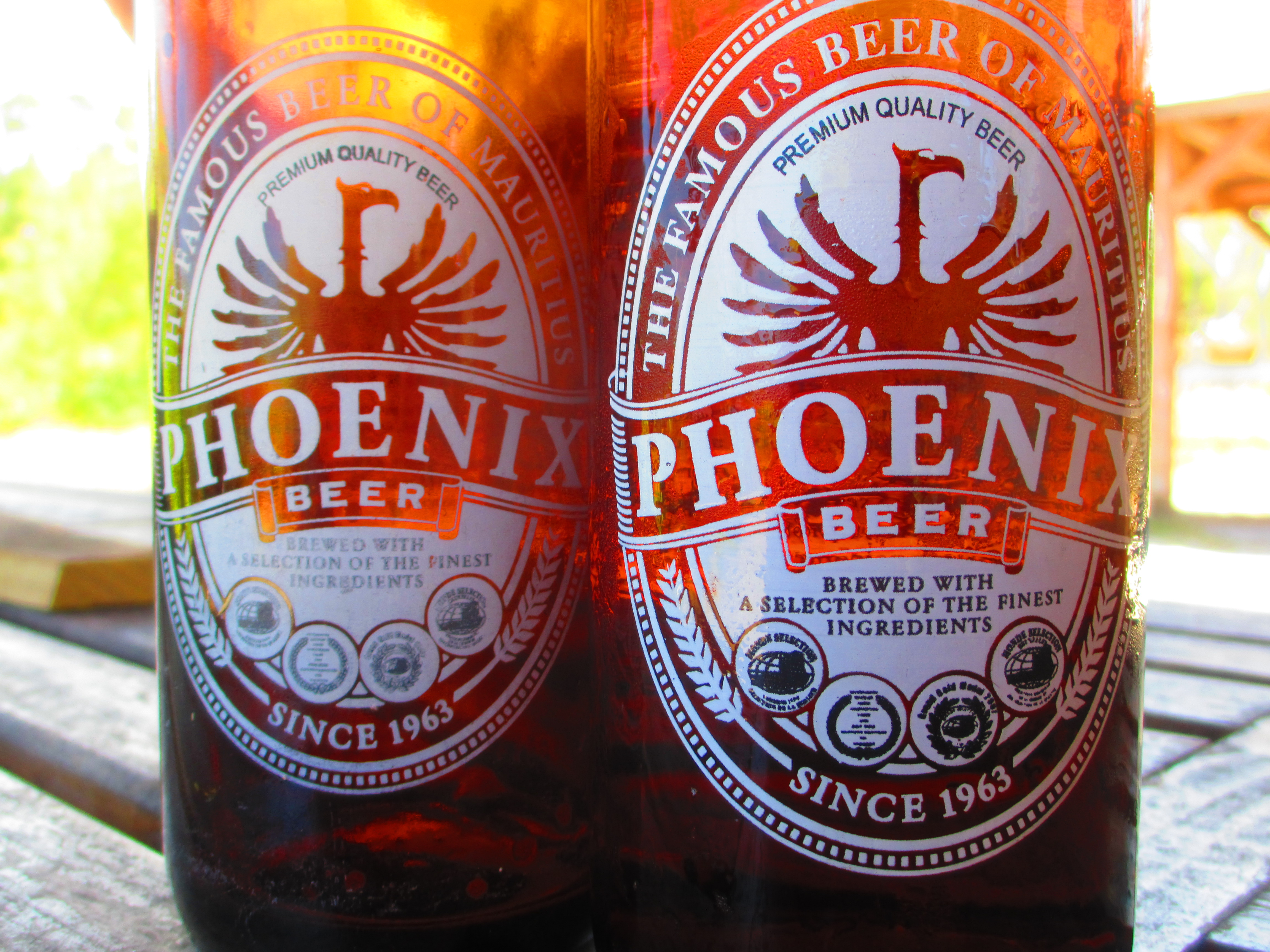 Phoenix, la birra più bevuta alle Mauritius