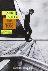 Solo intorno al mondo, copertina del libro di Joshua Slocum