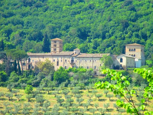 abbazia di Farfa, provincia di Rieti
