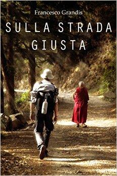 """copertina del libro """"Sulla strada giusta"""" di Francesco Grandis"""