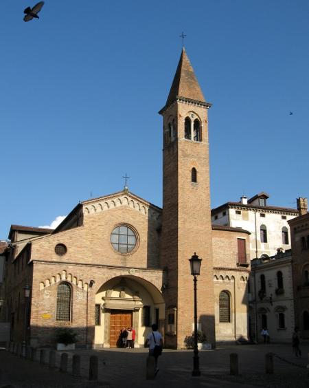 piazzetta di San Nicolò, Padova