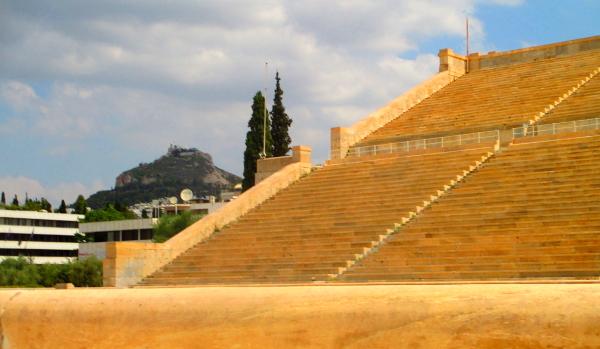 Stadio panatenaico: là dove tutto (ri)cominciò