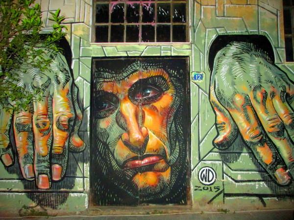 street art ad atene