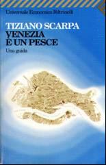 copertina libro Venezia è un pesce
