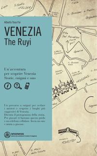 copertina libro Venezia The Ruyi