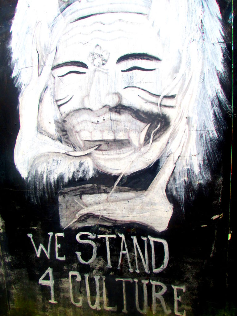 street art a bali
