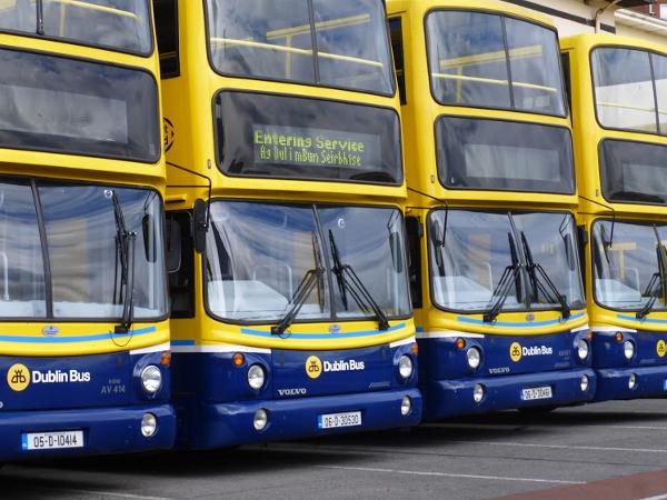 autobus a dublino