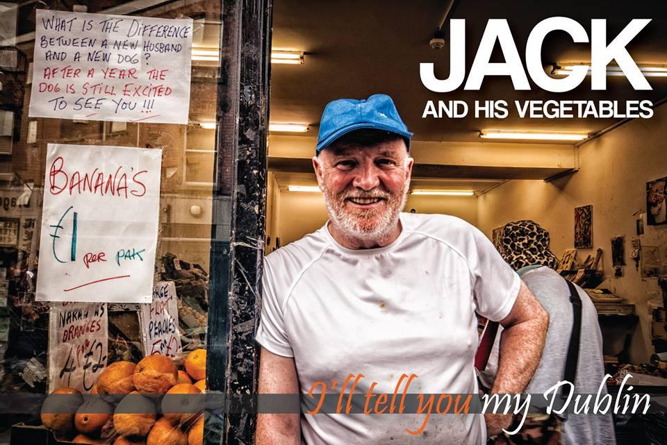 Jack del quartiere Liberties, Dublino