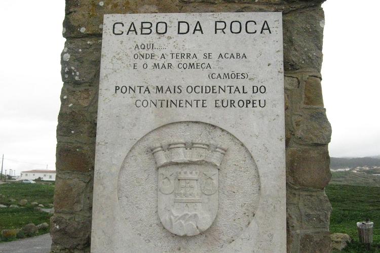 monumento a Cabo da Roca