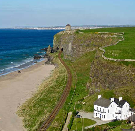 Downhill Beach, ostello in Irlanda del nord