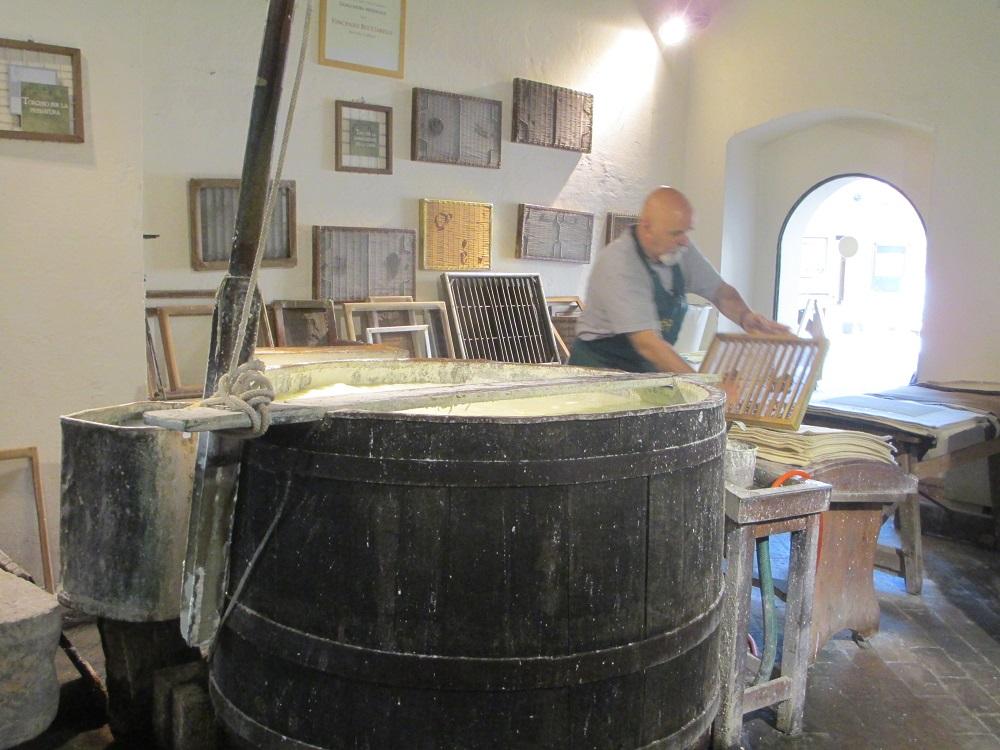 Museo della carta e della filigrana a Fabriano