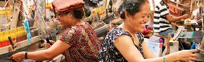 tessitrici in Nepal