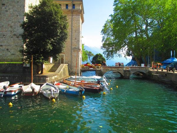 Riva del Garda, centro città