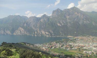 Vista dal Monte Brione