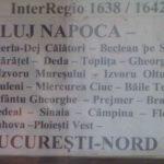 Viaggiare in treno in Romania