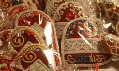 pan di zenzero fatto in slovenia
