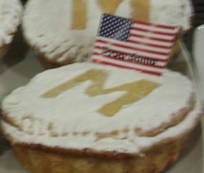 torta Melania