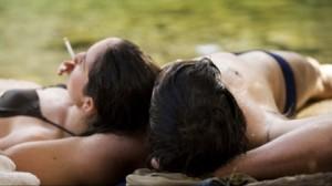 "Immagine dal film ""Living On Love Alone"""
