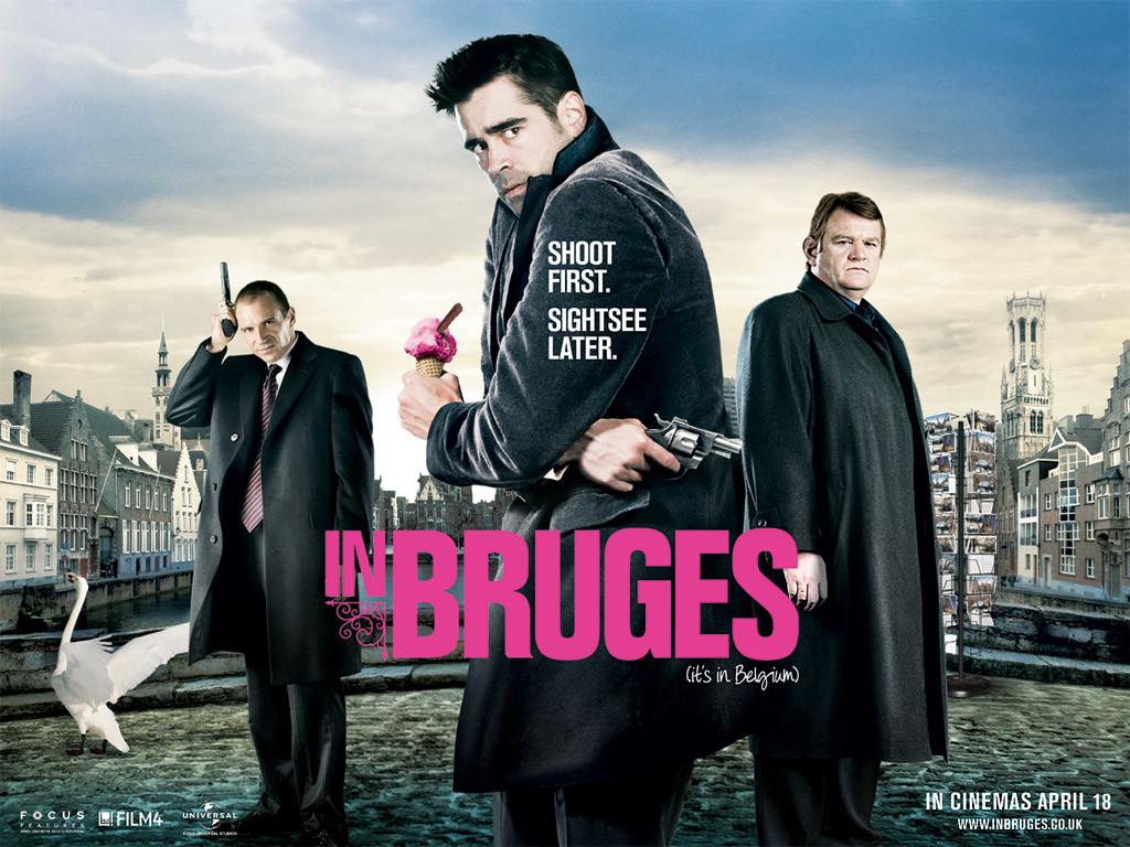 Locandina del film In Bruges
