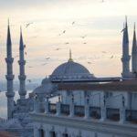 Un'alba a Istanbul