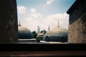 Istanbul, scorcio