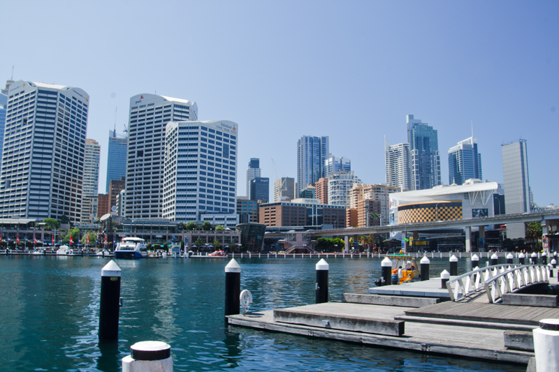 Un'immagine di Sydney, Australia - Darling Harbour