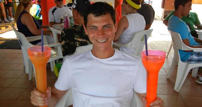 Matt Kepnes, aka Nomadic Matt