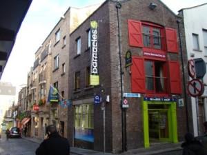 Barnacles Hostel, alloggio economico a Dublino