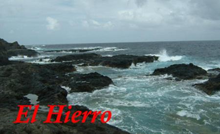 il mare a El Hierro
