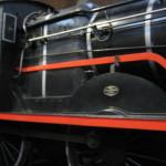 Treno esposto al Museo dell'Industria e della Scienza (MOSI) di Manchester