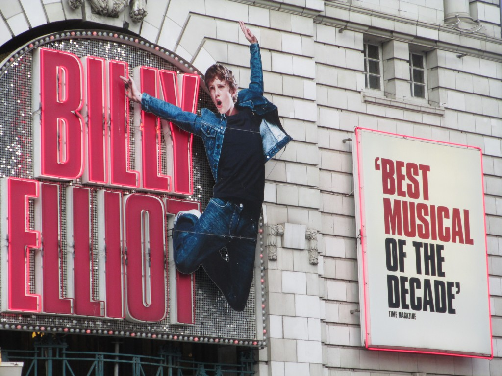 Billy Elliot Musical, Victoria Palace, Londra