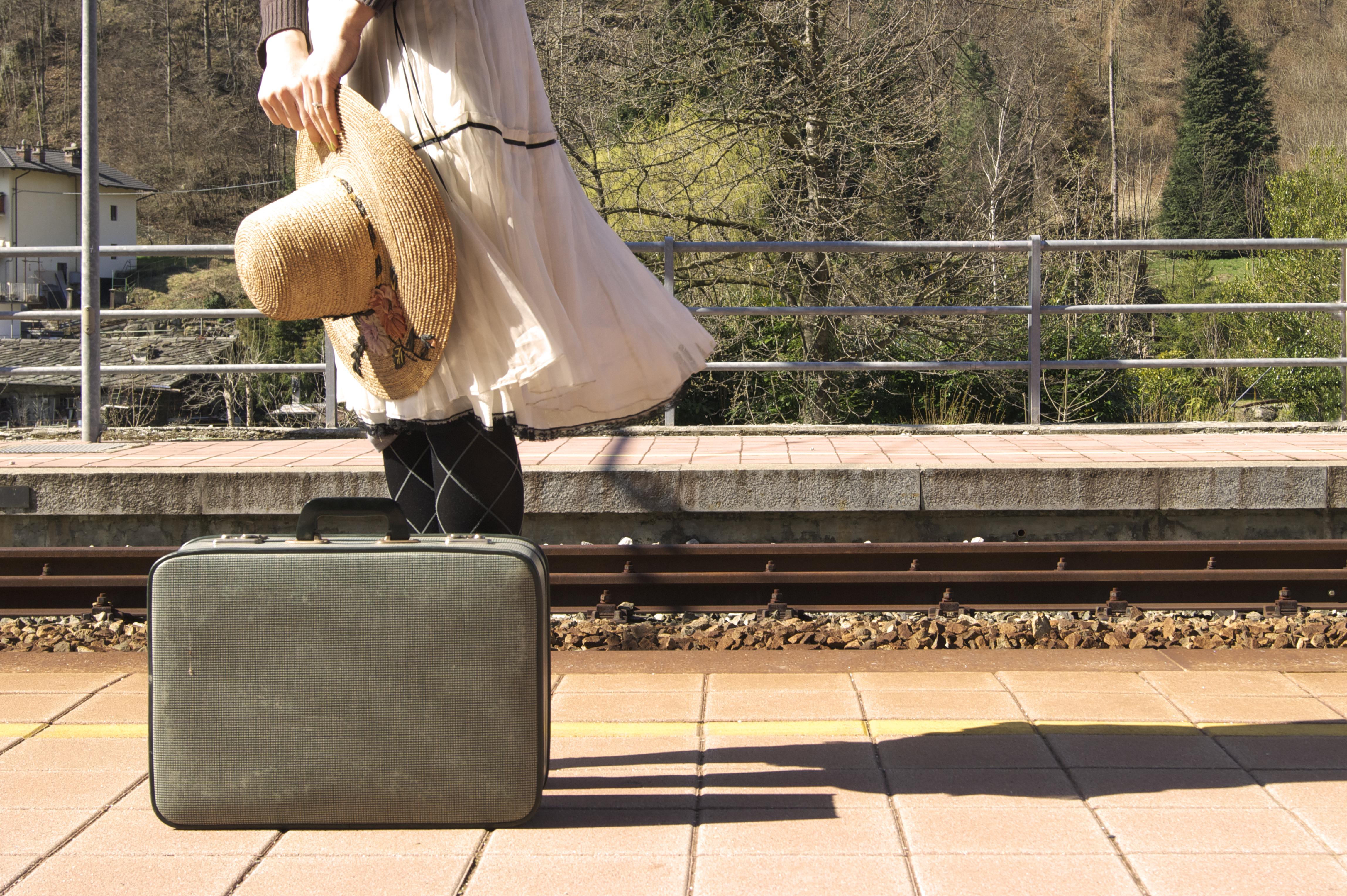 """Foto finalista al concorso """"La mia valigia"""""""