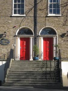 Casa georgiana a Dublino